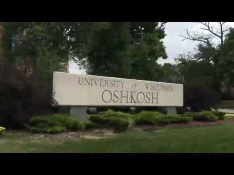 Around Campus at UW Oshkosh