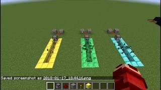 minecraft sınırsız altın makinesi yapmak