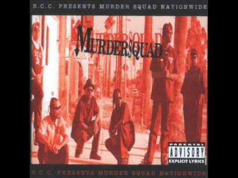 Murder Squad - It's an S.C.C. Thang