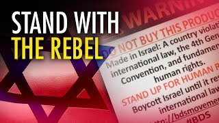 """""""Alt-Lite tears"""": Anti-Israel extremists are suing The Rebel"""