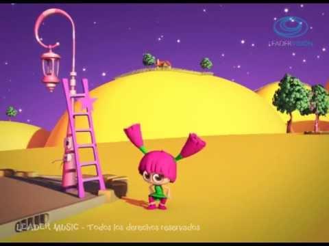 La Farolera  Rondas y Canciones Infantiles 3D  YouTube