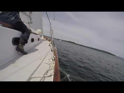 Cosmic Dancer Sailing #2, 4-16-17