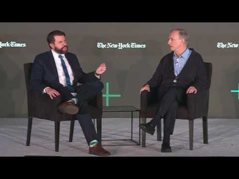 Ray Dalio at The New York Times New Work Summit on Bridgewater's Distinct Culture