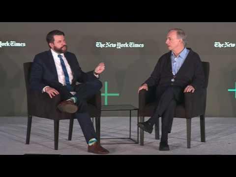 Ray Dalio on Bridgewater's Distinctive Culture at NYT Work Summit