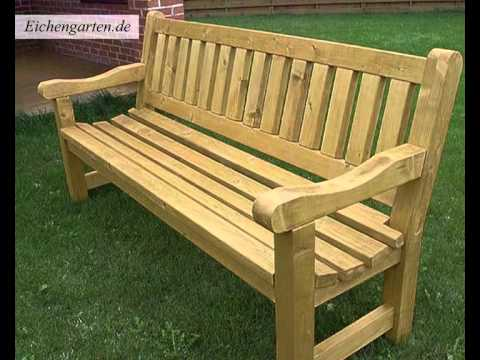 gartenbank g nstig youtube. Black Bedroom Furniture Sets. Home Design Ideas