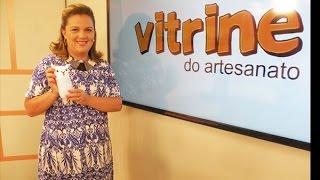 Bichinho em tricô com Jaqueline Santos