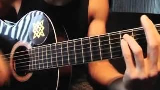 Виктор Цой - Перемен. (Guitar Acoustic cover)