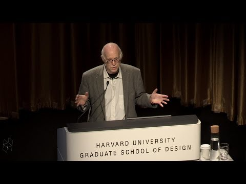 "GSD Talks: Richard Sennett, ""The Open City"""