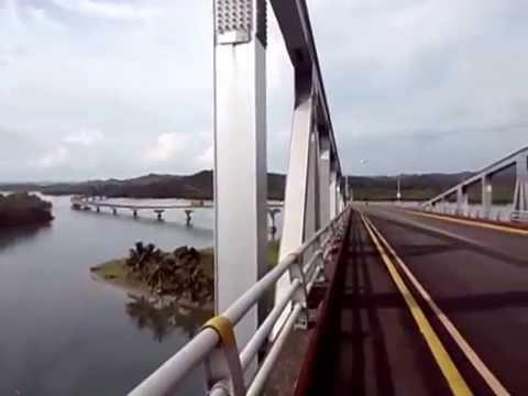 SAN JUANICO BRIDGE  - EASTERN VISAYAS, PHILIPPINES