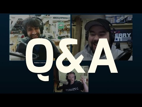 Q&A Experiment With Jay Bates & Nick Ferry