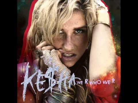 Ke$ha - We R Who We R (Official Acapella)