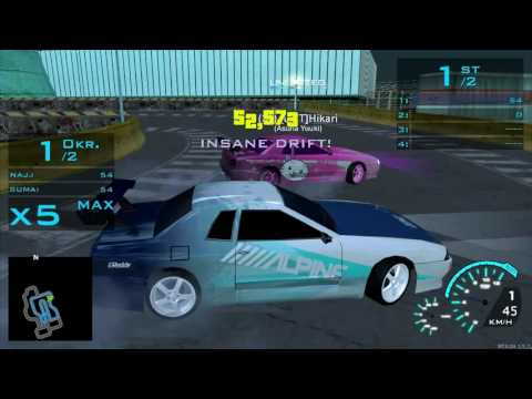 Docks Track 2 & 2 [R] (perfect line) - NFS: San Andreas