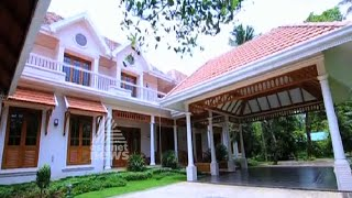 10000 Sq Ft 5 BHK Style Home in Nedumbassery | Dream Home  26 March 2016