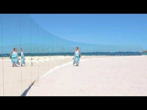 Sculpture by the Sea, Cottesloe Australia 2018 Exhibition Video
