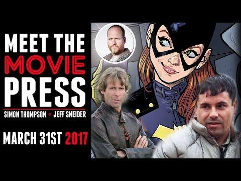 Joss Whedon's Batgirl, Aaron Sorkin's Comic Film, & Beyonce Voicing Nala - Meet the Movie Press