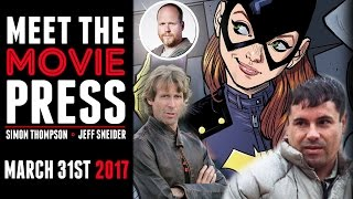 Joss Whedon's Batgirl, Aaron Sorkin's Comic Film, & Beyonce Voicing Nala - Meet the Movie Press