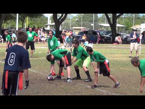 Debary Youth Flag Football league