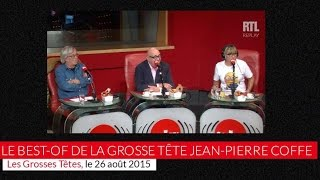 Jean-Pierre Coffe : les meilleurs moments de la Grosse Tête à RTL - RTL - RTL