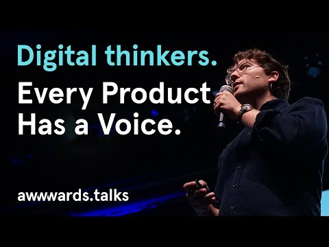 Every Product Has a Voice | Dropbox Design Lead Ben Hersh | Awwwards Conference San Francisco