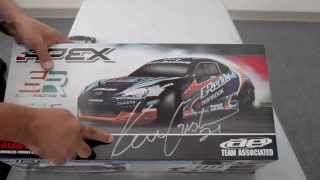 video thumbnail of Unboxing: Apex Scion Racing FR-S GReddy Team Associated RC Drift Car