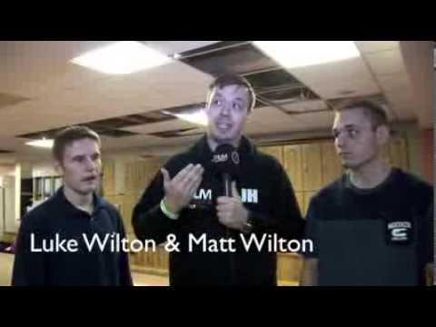 THE WILTON BOYS MATT & LUKE TALK ABOUT THE CELTIC CLASH & FIGHTING ON THE SHOW OCTOBER 12TH