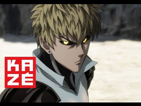 One Punch Man Saitama Vs Genos - One Punch Man - Saitama VS Genos - YouTube