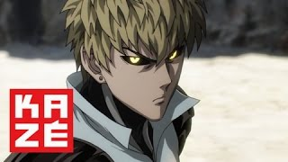 One Punch Man  Saitama VS Genos