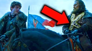 Game of Thrones 6x09 Battle of the Bastards ANALYSIS - Season 6 Episode 9 - Winterfell Crypts!