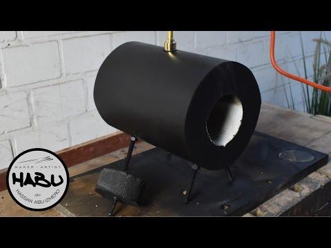 DIY | Gas forge
