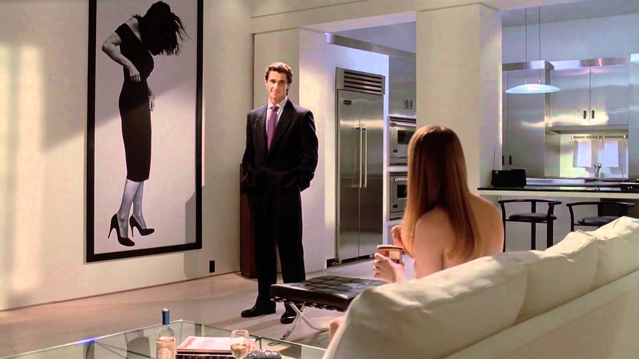 American psycho you can always be thinner look better youtube american psycho you can always be thinner look better magicingreecefo Image collections