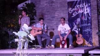 [YDS Guitar show 6] CHỢT NHƯ GIẤC MƠ- CLB Guitar ĐH Kiến trúc