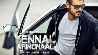 Yennai Arindhaal_Songs Review_CineKart