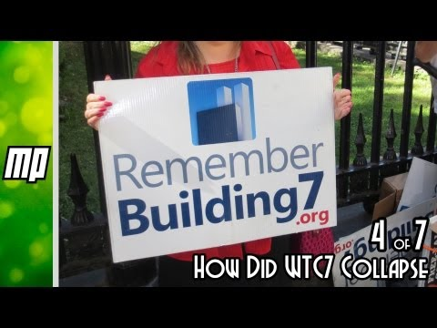 Debunking 9/11 conspiracy theorists part 4 of 7 -How did WTC7 collapse