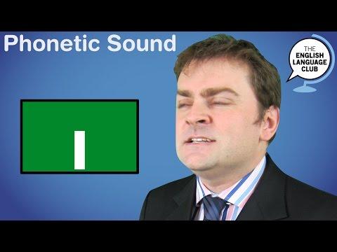 The /ɪ/ sound