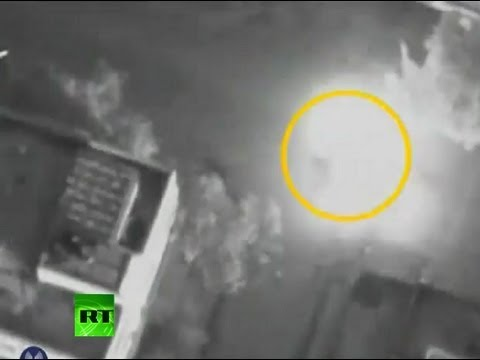 IDF video shows moment of strike that killed Hamas military chief