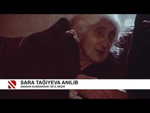 Sara Tağıyeva Anılıb