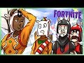 Fortnite Battle Royale Funny Moments - Wildcat Cheated On Me?