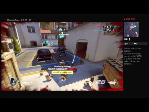 overkill-2ko's Live PS4 Broadcast