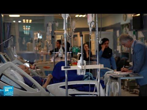 ريبورتاج: المستشفيات في إيران تطالها انعكاسات العقوبات الاقتصادية الأمريكية  - 20:01-2020 / 2 / 20