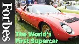 50 Years Of The Lamborghini Miura