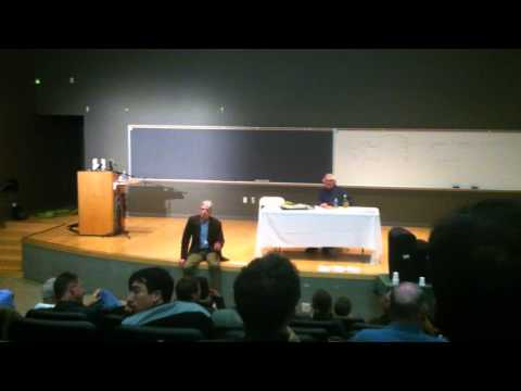 Darwin Wars at UCSB Part 1: Peter Godfrey-Smith vs. Jerry Fodor