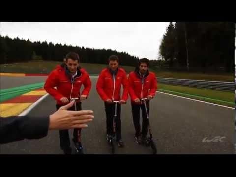 Audi Sport #8 Drivers