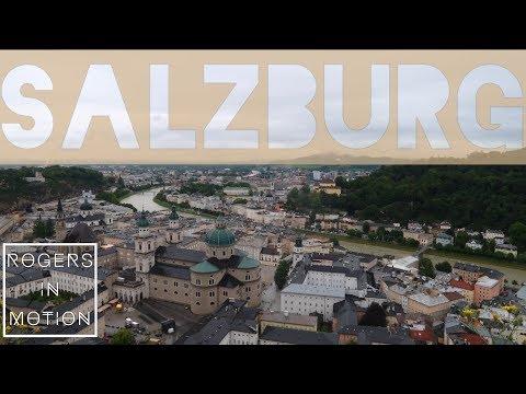 Welcome to Salzburg  (Austria Travel Vlog)
