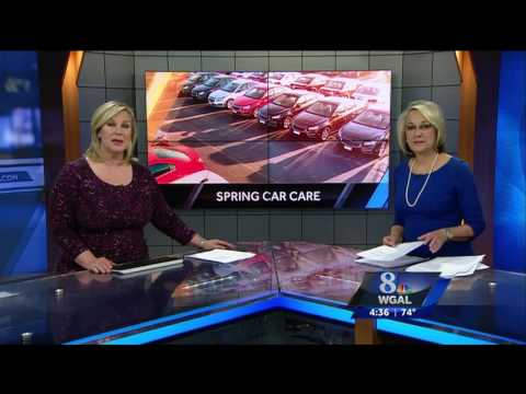 Car Care Tips with WGAL