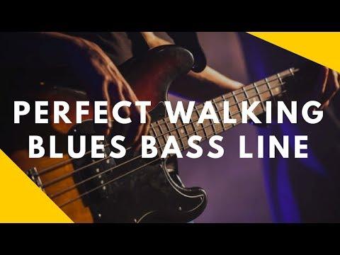 Jeff Berlin's Perfect Walking Blues Bass Line