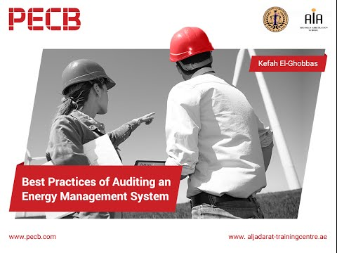 Best Practices of Auditing an Energy Management System