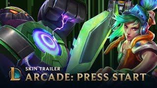 Arcade: PRESS START