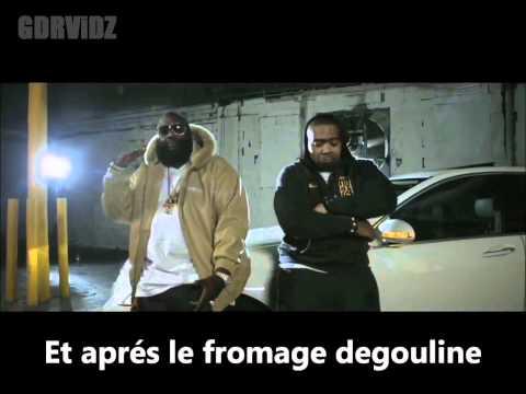 Rick Ross - MMG Untouchable Traduit en Francais