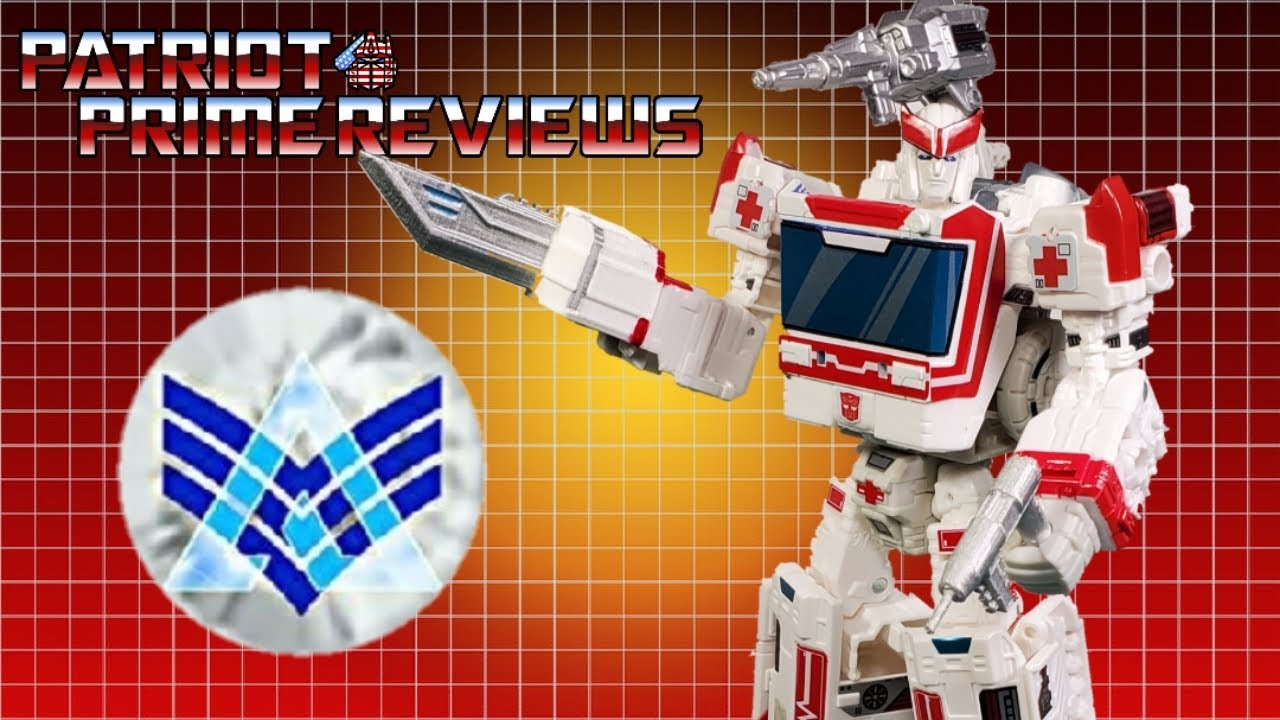 Alpha Customs  Medical Scientist  Set for Siege Ratchet Review by Patriot Prime Reviews