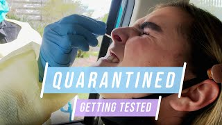 What It's Like to Get Tested for Coronavirus | Quarantined